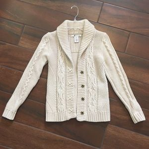 Kids Knitted Coat